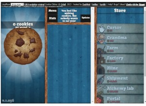 Cookie Clicker - Google Chrome