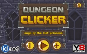 Dungeon Clicker - Google Chrome